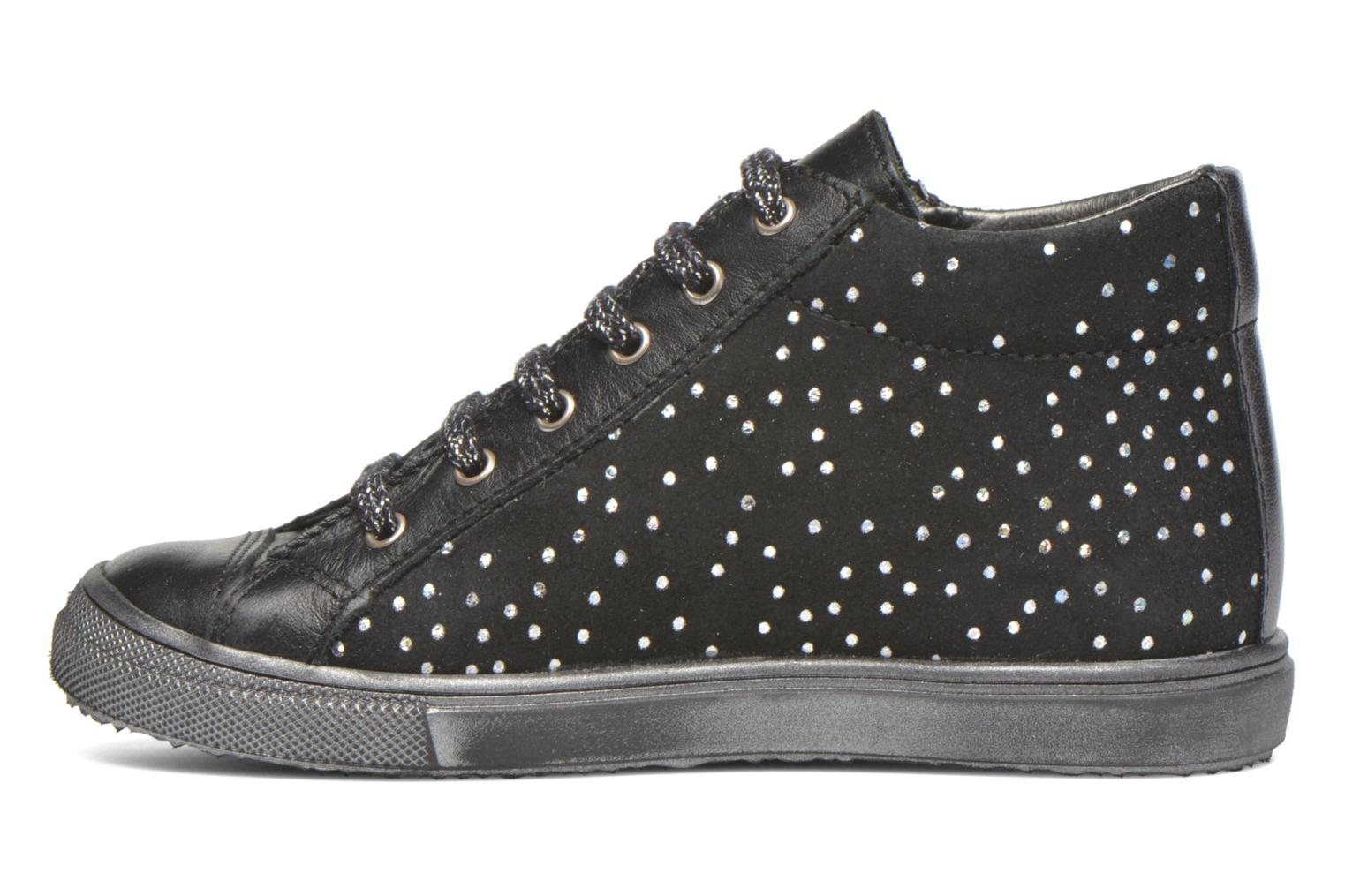 Trainers Bopy Sulfate Black front view