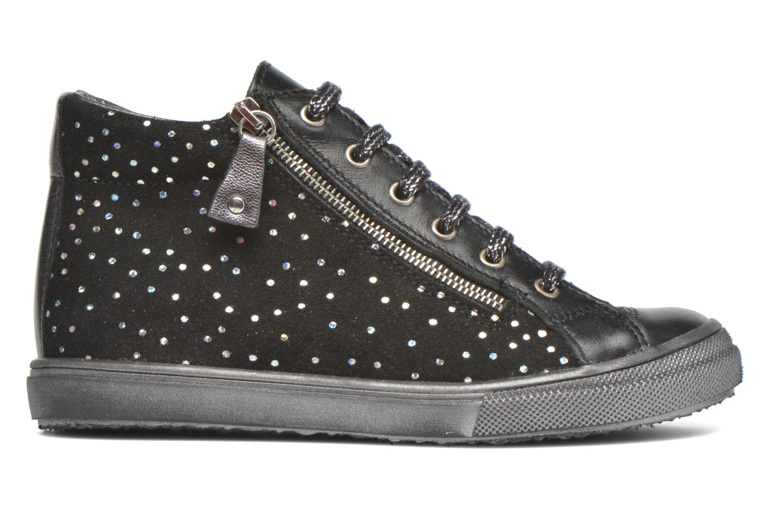 Trainers Bopy Sulfate Black back view