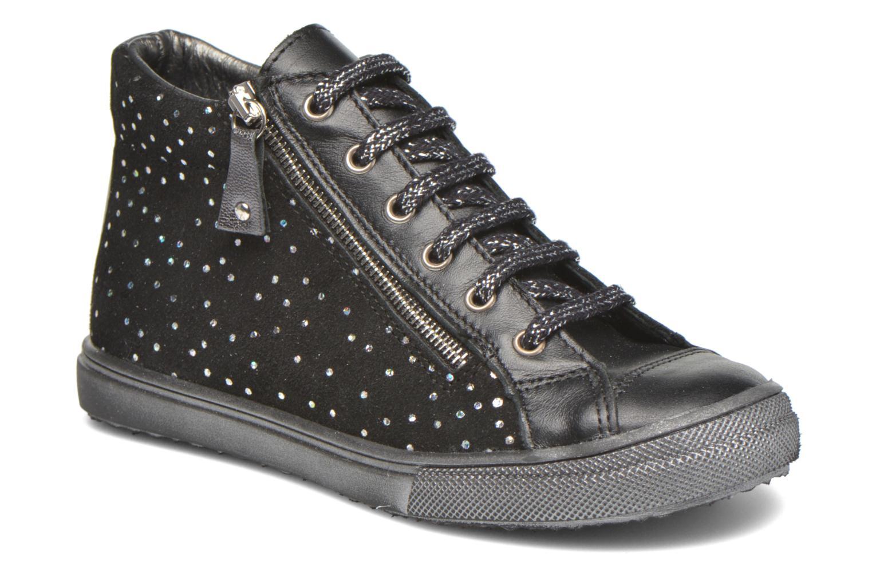 Sneakers Bopy Sulfate Zwart detail