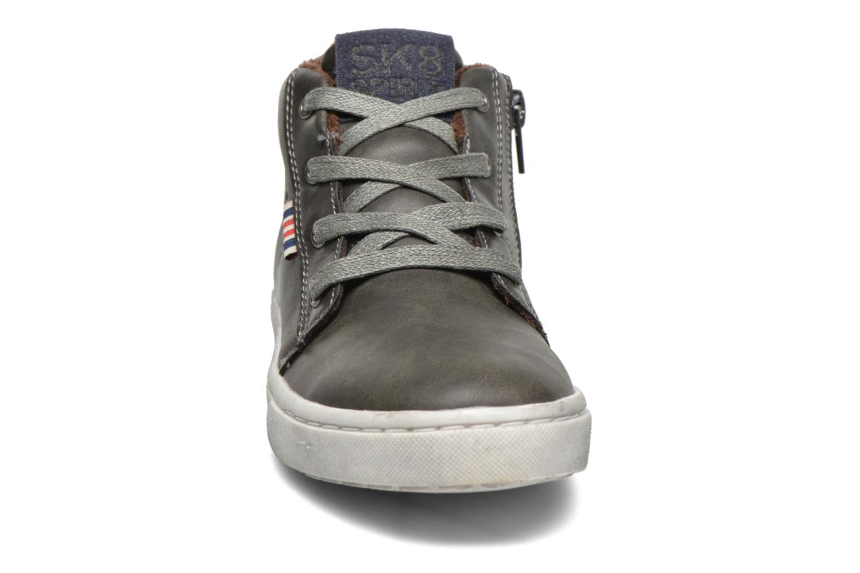 Sneaker Bopy Tavola grau schuhe getragen