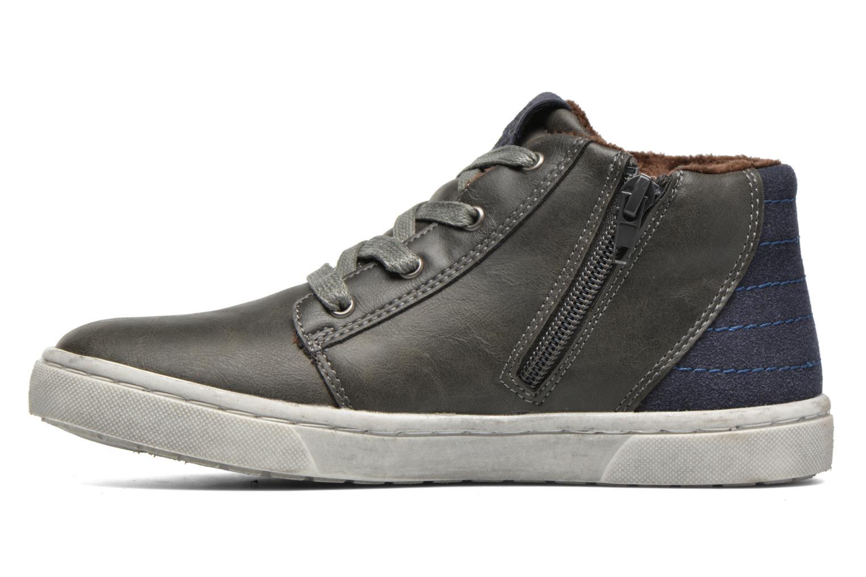 Sneaker Bopy Tavola grau ansicht von vorne