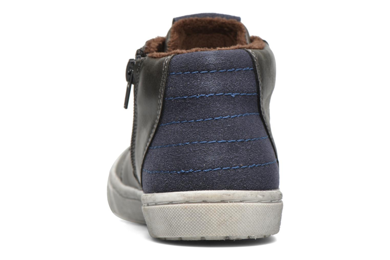 Sneaker Bopy Tavola grau ansicht von rechts