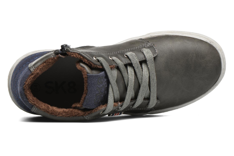 Sneaker Bopy Tavola grau ansicht von links