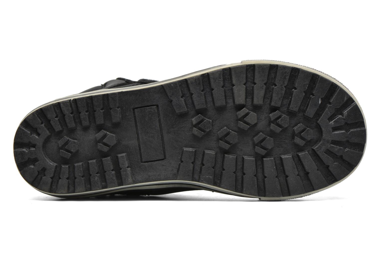 Sneaker Bopy Tissaro schwarz ansicht von oben