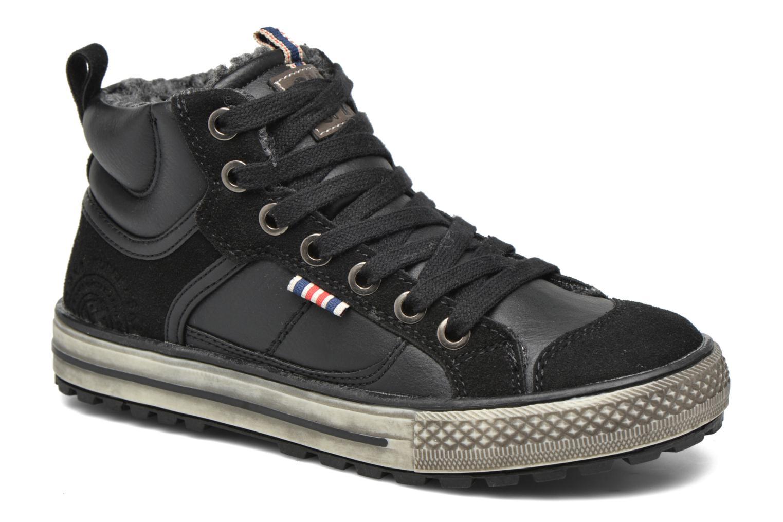 Sneaker Bopy Tissaro schwarz detaillierte ansicht/modell