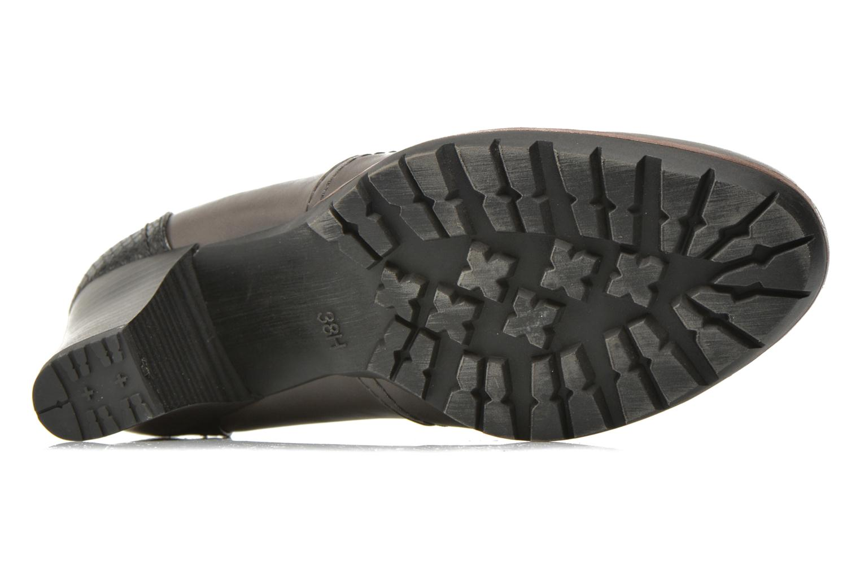 Bottines et boots Jana shoes Campanule Gris vue haut