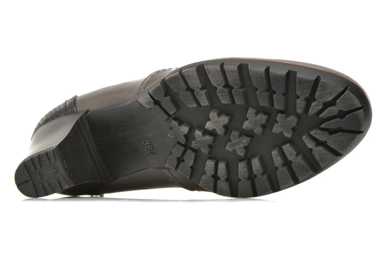 Stiefeletten & Boots Jana shoes Campanule grau ansicht von oben