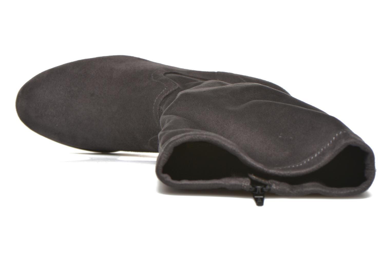 Botas Jana shoes Lulu 2 Gris vista lateral izquierda