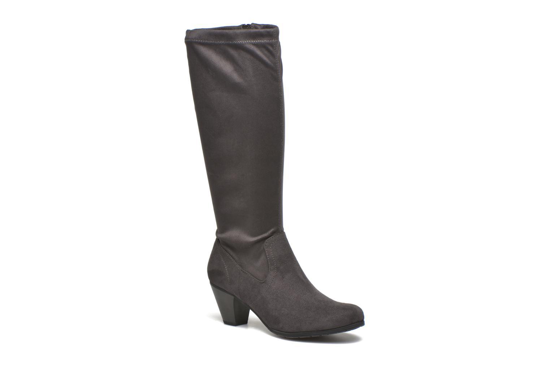 Bottes Jana shoes Lulu 2 Gris vue détail/paire