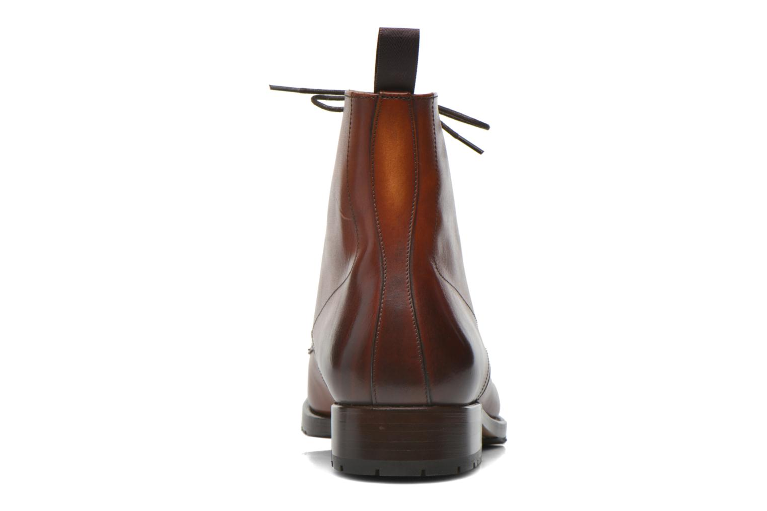 Bottines et boots Marvin&Co Luxe Walfred - Cousu Blake Marron vue droite