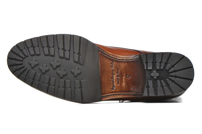 Bottines et boots Marvin&Co Luxe Walfred - Cousu Blake Marron vue haut