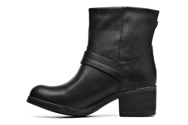 Bottines et boots Bullboxer Dipta Noir vue face