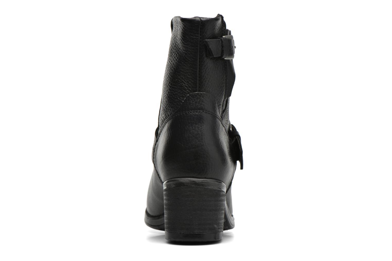 Bottines et boots Bullboxer Dipta Noir vue droite