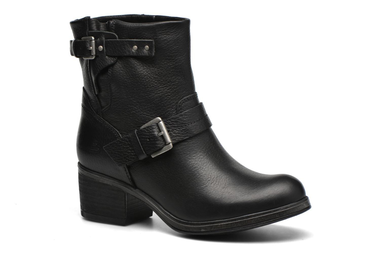 Bottines et boots Bullboxer Dipta Noir vue détail/paire