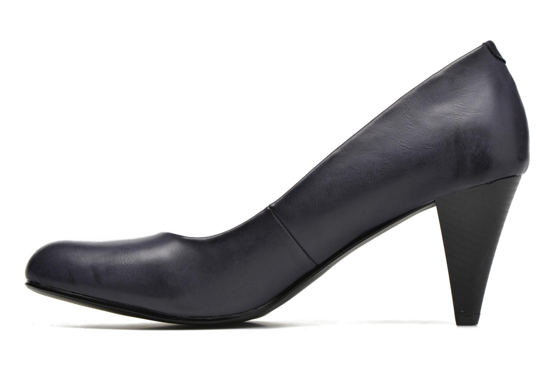 Escarpins I Love Shoes Thadi Size + Bleu vue face