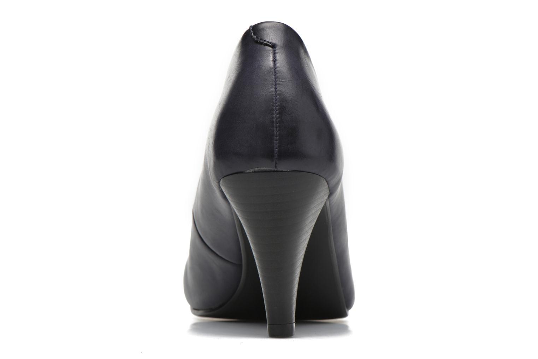 Zapatos de tacón I Love Shoes Thadi Size + Azul vista lateral derecha