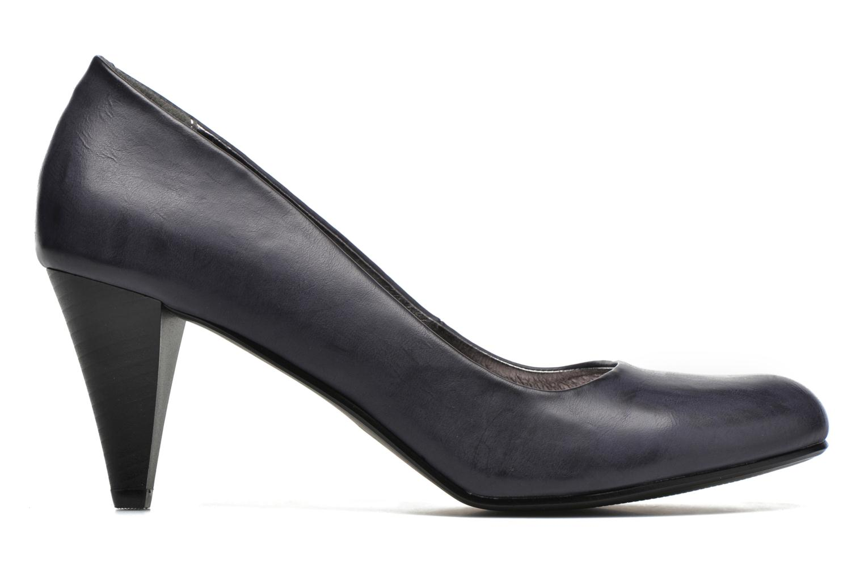 High heels I Love Shoes Thadi Size + Blue back view