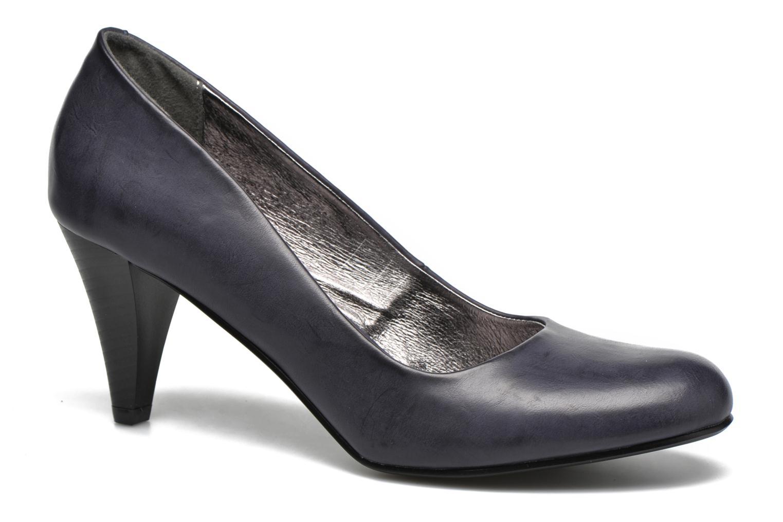 Escarpins I Love Shoes Thadi Size + Bleu vue détail/paire