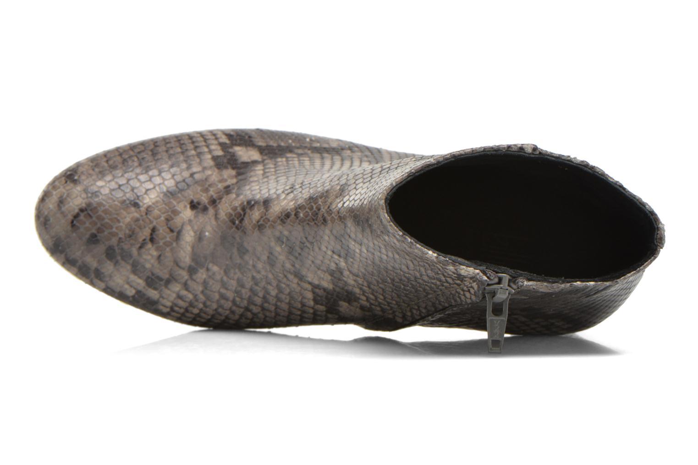 Bottines et boots Billi Bi Kalmie Gris vue gauche