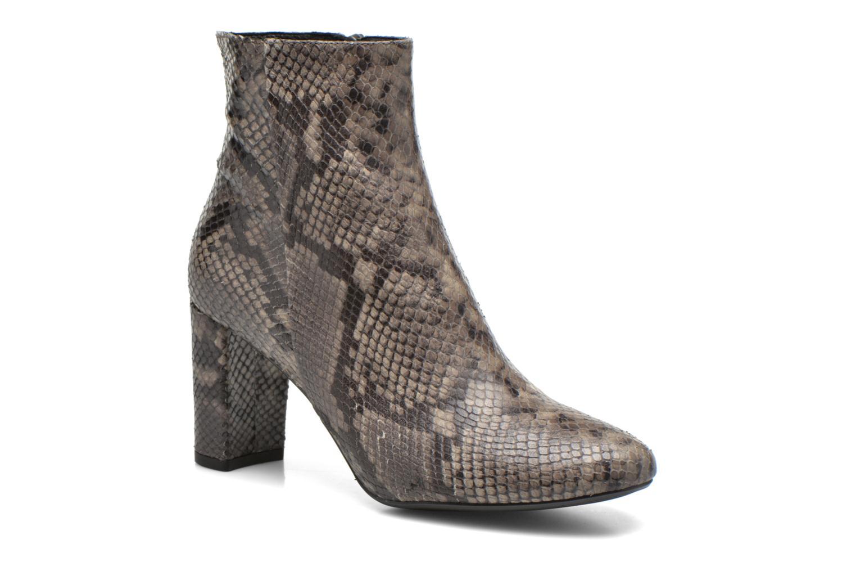 Bottines et boots Billi Bi Kalmie Gris vue détail/paire