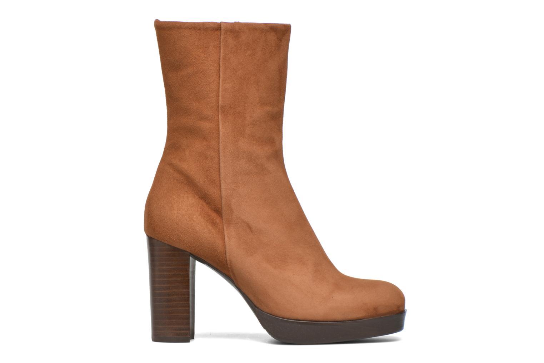 Ankle boots Billi Bi Lotier Brown back view