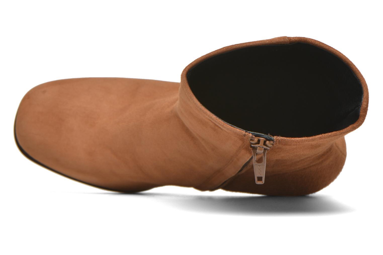 Bottines et boots Billi Bi Lotier Marron vue gauche