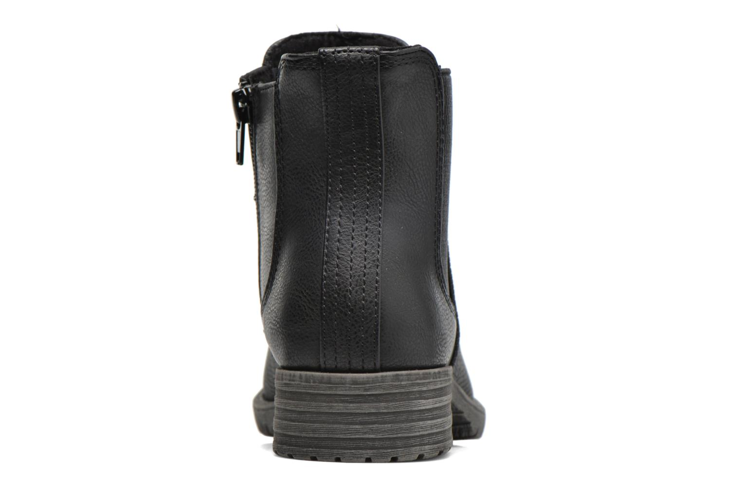 Ankle boots Bullboxer Camilla Black view from the right