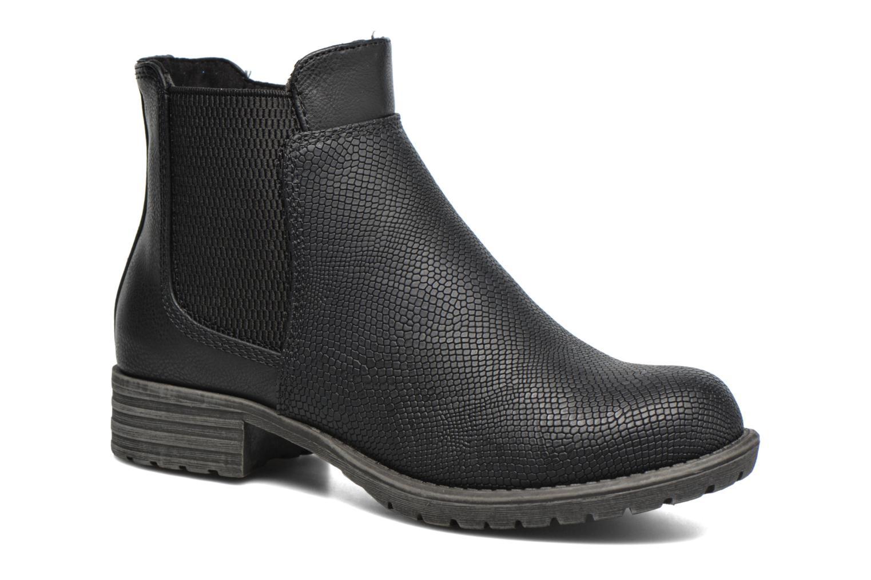 Bottines et boots Bullboxer Camilla Noir vue détail/paire