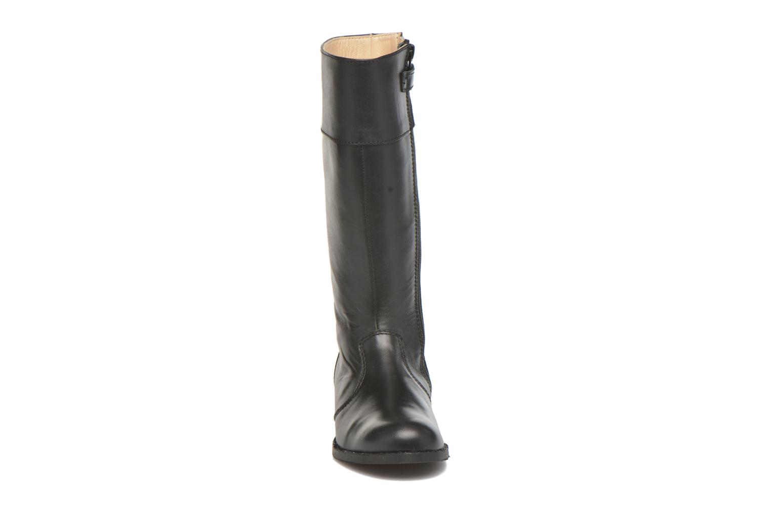 Boots & wellies Mellow Yellow Mnariaz Black model view