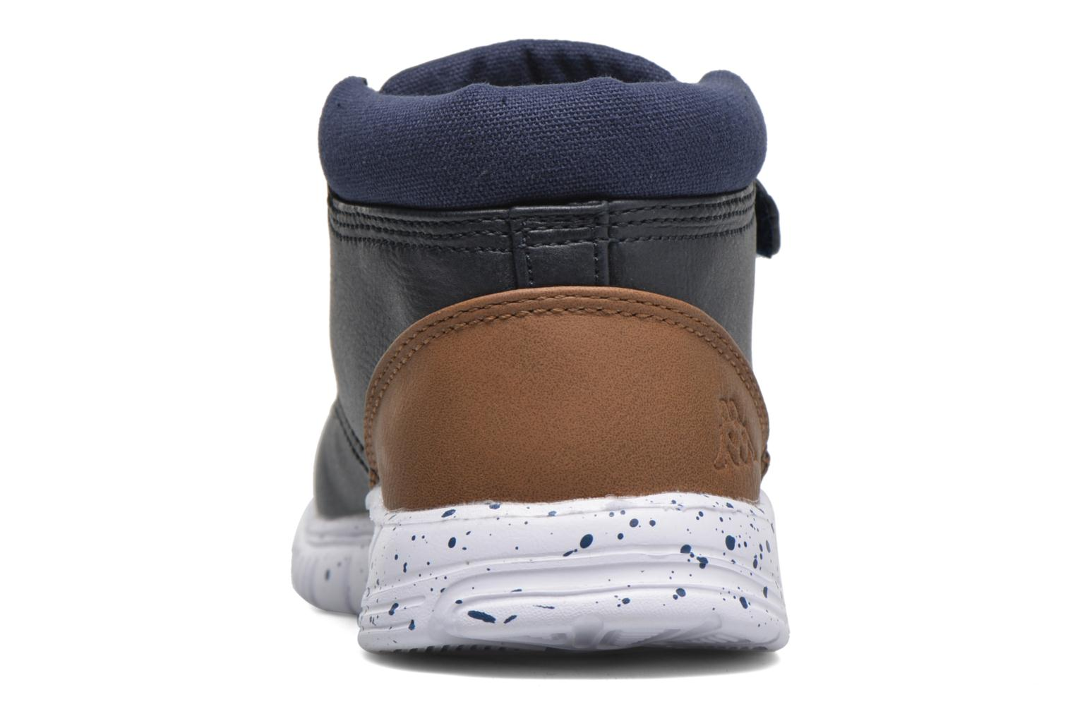 Trainers Kappa Cit Blue view from the right