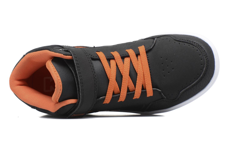 Virgaho Mid Black/orange/white