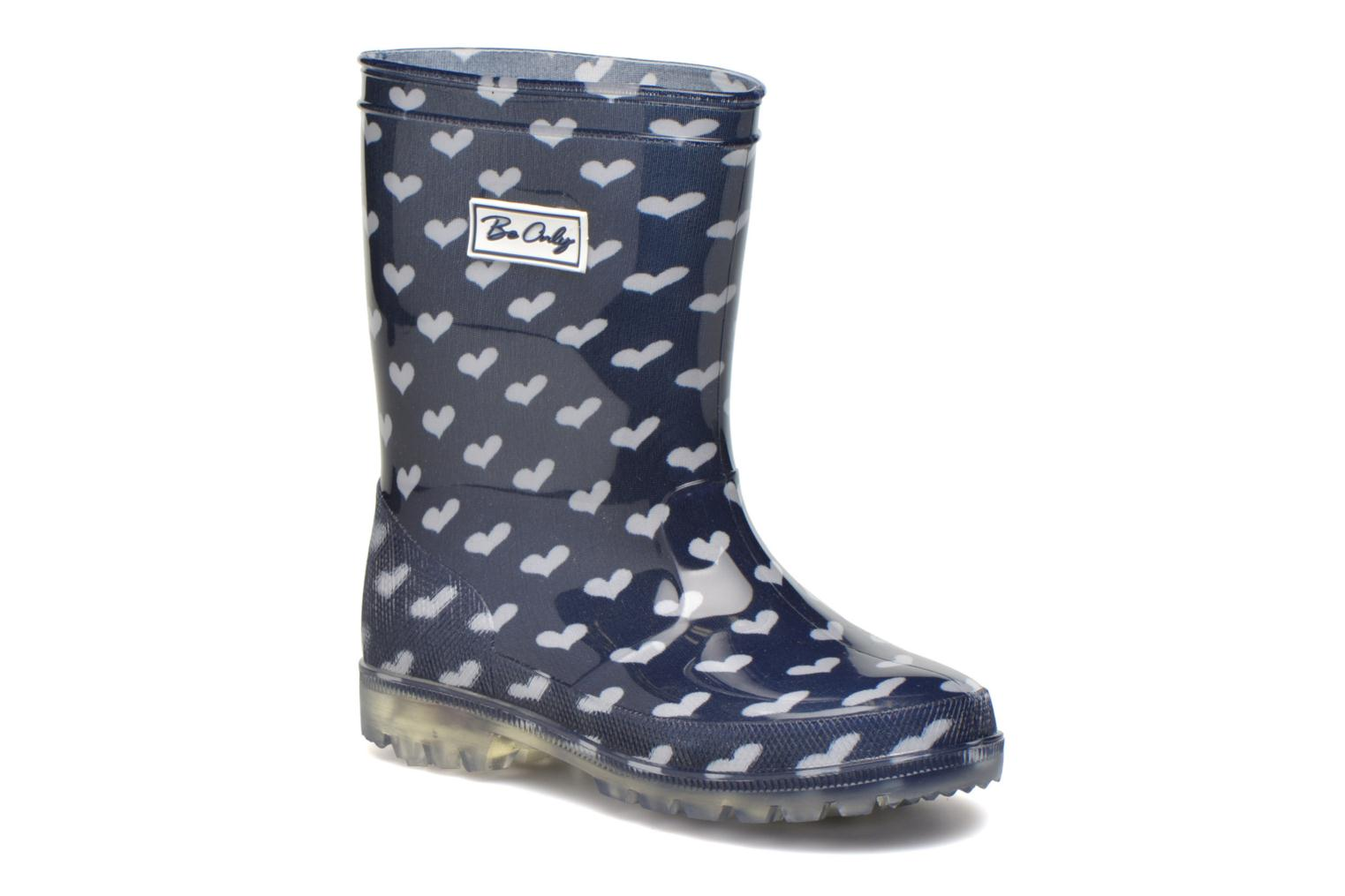 Boots & wellies Be Only Amor Kid Flash Red detailed view/ Pair view
