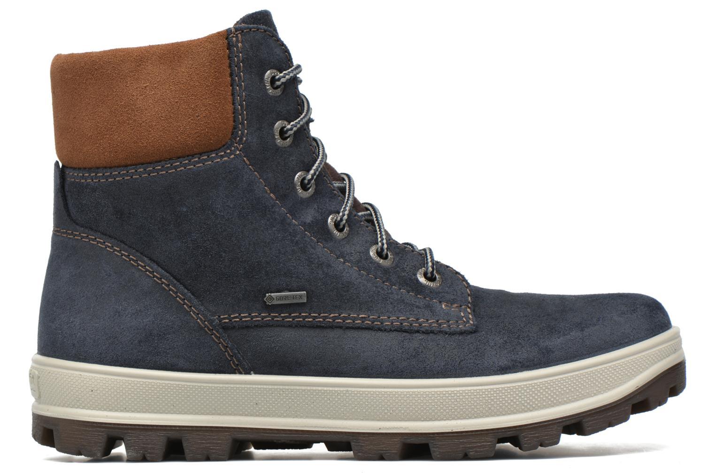 Bottines et boots Superfit Tedd Bleu vue derrière