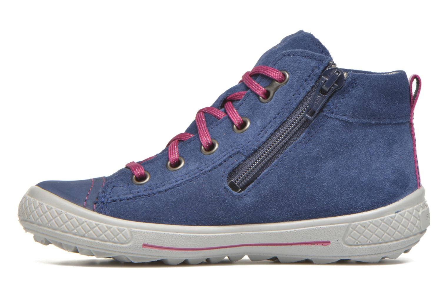 Trainers Superfit Tensy Winter Purple front view