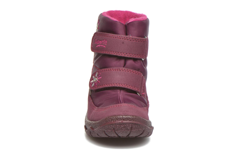 Stiefeletten & Boots Superfit Fairy rosa schuhe getragen