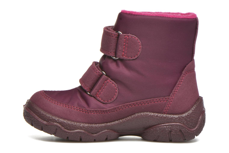 Stiefeletten & Boots Superfit Fairy rosa ansicht von vorne