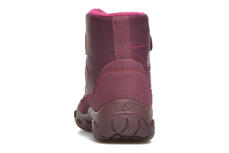 Stiefeletten & Boots Superfit Fairy rosa ansicht von rechts