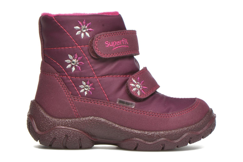 Stiefeletten & Boots Superfit Fairy rosa ansicht von hinten