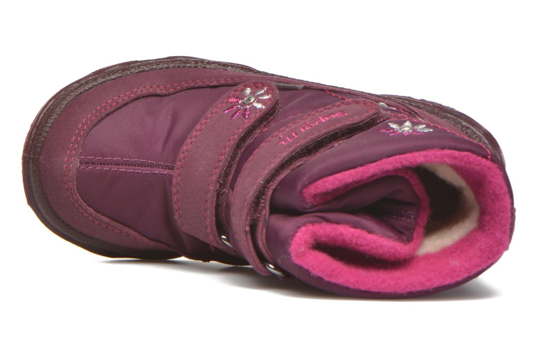 Stiefeletten & Boots Superfit Fairy rosa ansicht von links