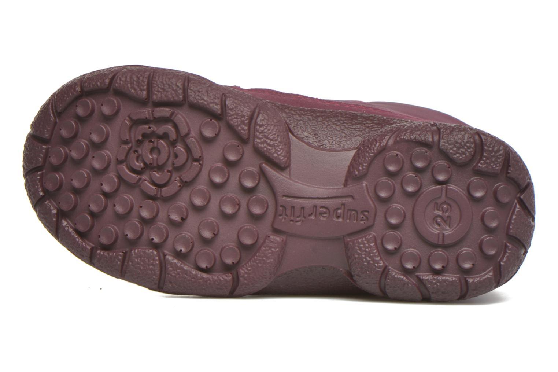 Stiefeletten & Boots Superfit Fairy rosa ansicht von oben