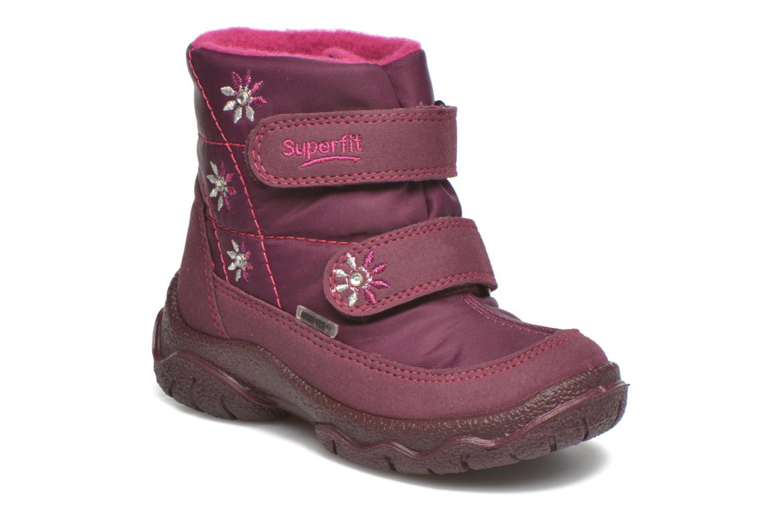 Stiefeletten & Boots Superfit Fairy rosa detaillierte ansicht/modell