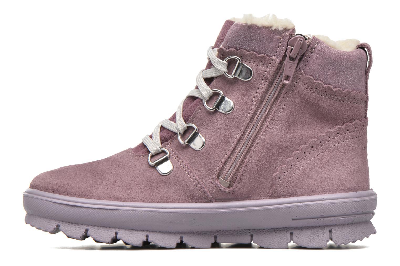 Bottines et boots Superfit Flavia Rose vue face