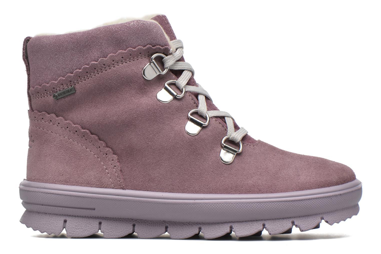 Bottines et boots Superfit Flavia Rose vue derrière