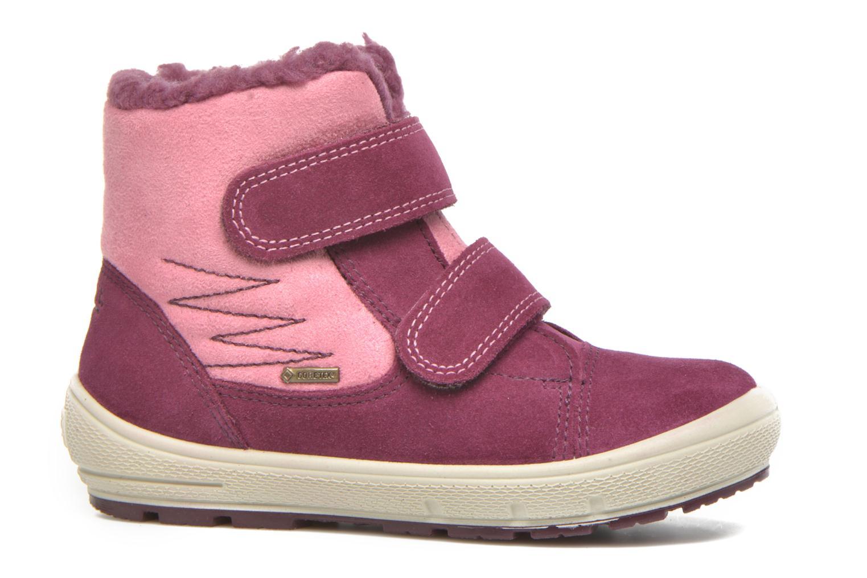 Bottines et boots Superfit Groovy Rose vue derrière