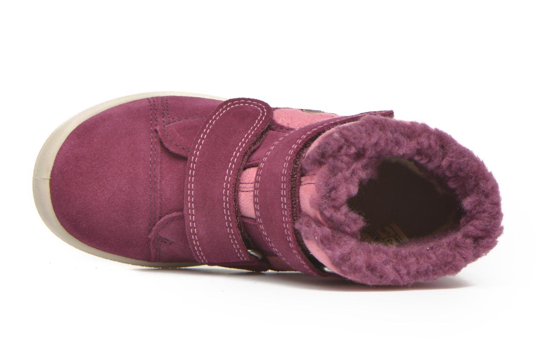 Bottines et boots Superfit Groovy Rose vue gauche