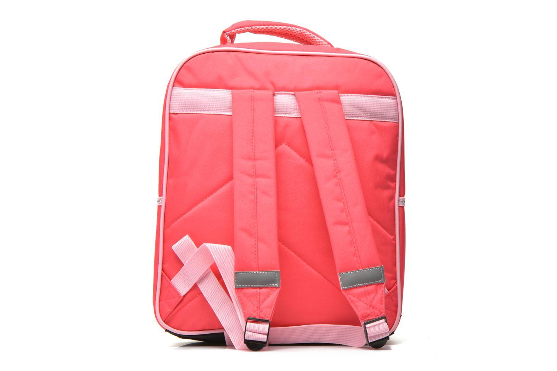Schooltassen Disney FROZEN CORAL - BACKPACK 35 CM Roze voorkant