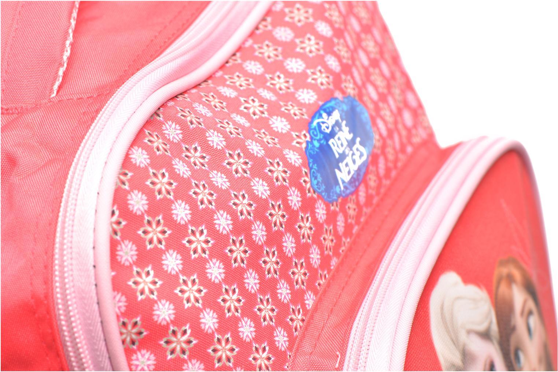 Schulzubehör Disney FROZEN CORAL - BACKPACK 35 CM rosa ansicht von links