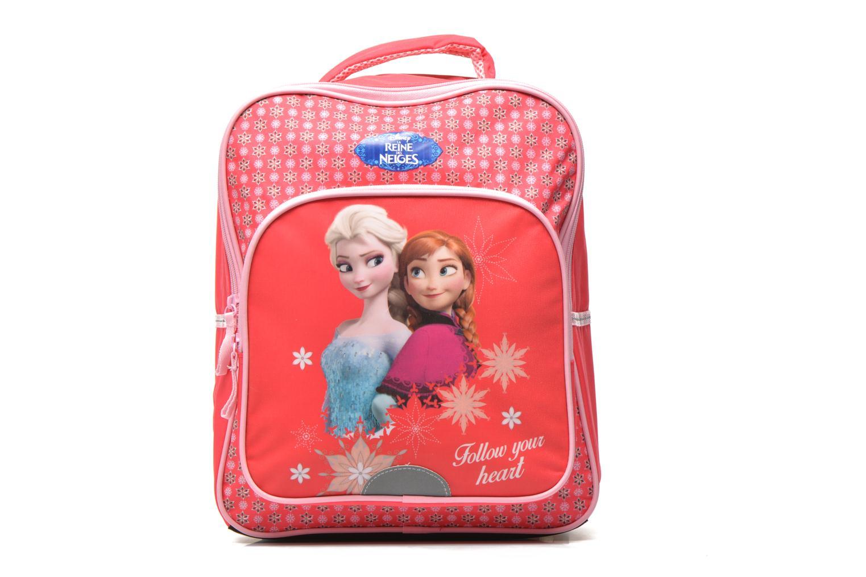 Schooltassen Disney FROZEN CORAL - BACKPACK 35 CM Roze detail