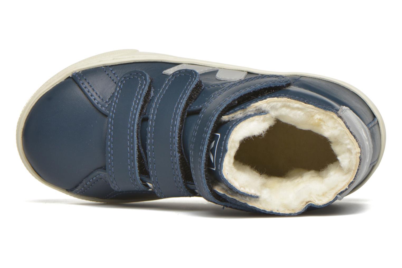 Esplar Mid Velcro Fured NAUTICO OXFORD GREY PIERRE