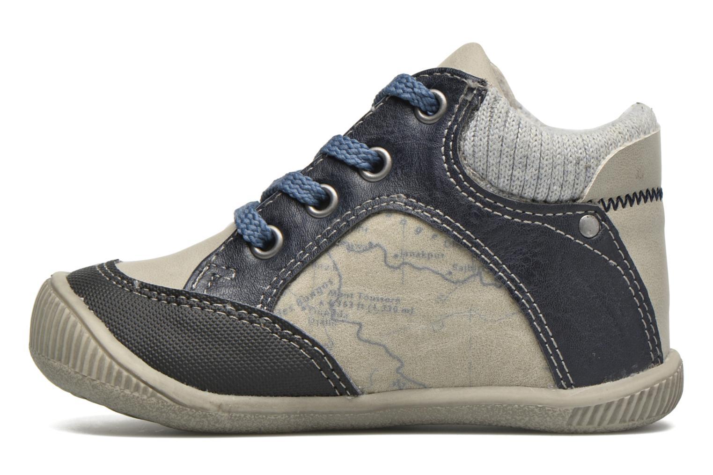 Stiefeletten & Boots NA! Abricot blau ansicht von vorne